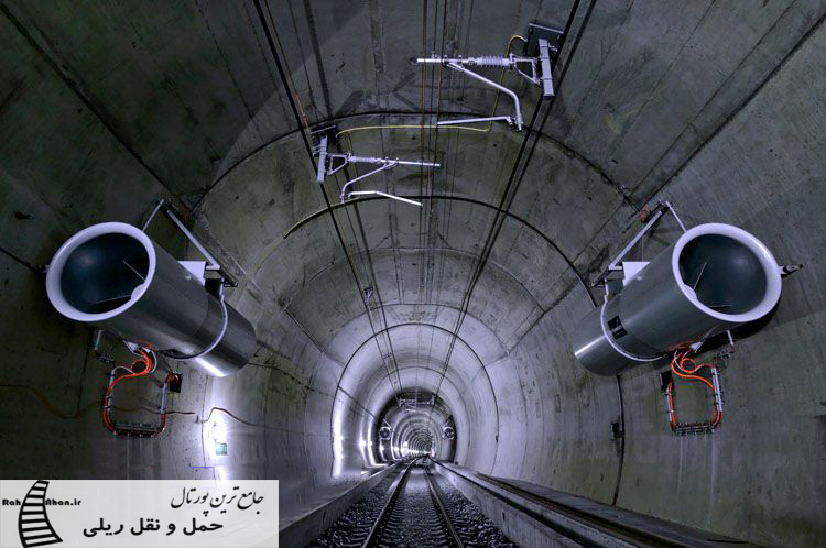 سیستم تهویه در مترو