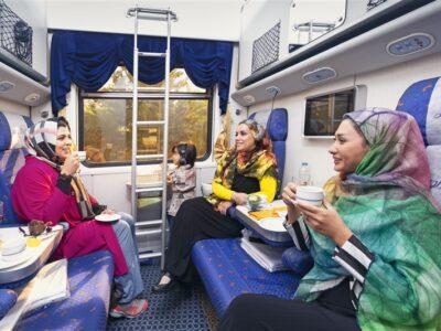 شرایط و قوانین کوپه دربست قطار