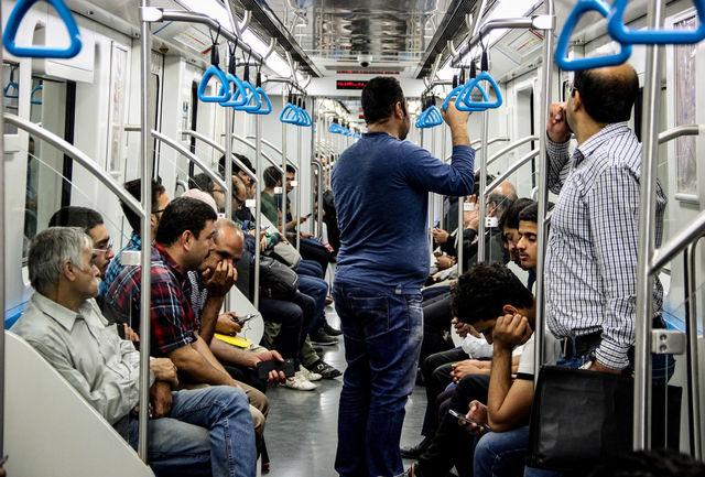 فرهنگ استفاده از مترو