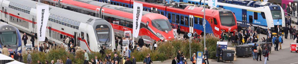 نمايشگاه بین المللی حمل و نقل ريلي اینوترنس 2018 برلين+گزارش ویدیویی