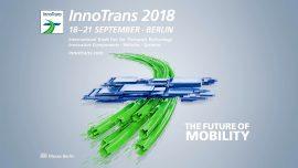 نمايشگاه بین المللی حمل و نقل ريلي اینوترنس ۲۰۱۸ برلين+گزارش ویدیویی