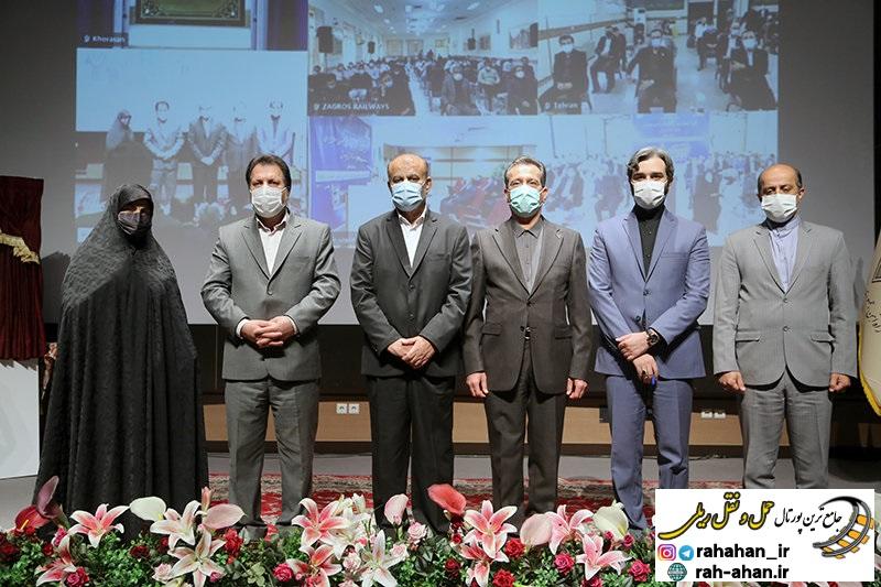 مراسم افتتاح شش هنرستان ریلی در کشور