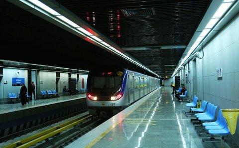 افزایش ۴۰ درصدی استفاده از مترو اصفهان