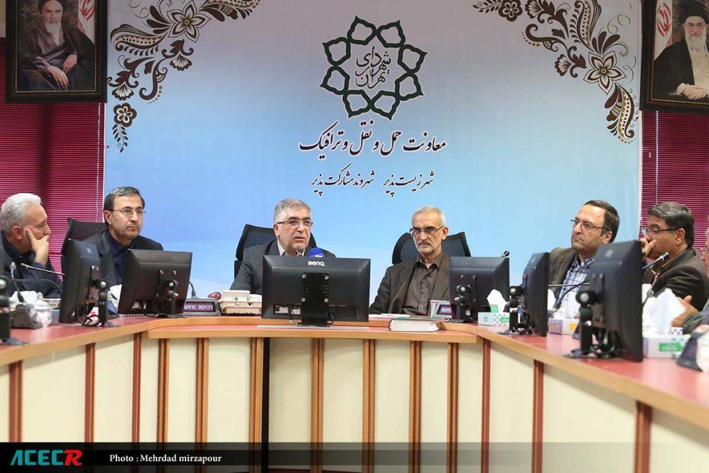گزارش مراسم امضای تفاهم نامه مترو و جهاد دانشگاهی