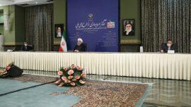 افتتاح خط دوم راه آهن کرج – قزوین
