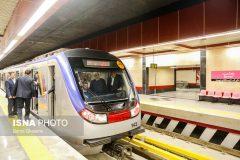 افتتاح فاز اول خط ۶ مترو تهران توسط رئیس جمهور