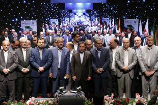 مراسم آغاز عملیات اجرایی راهآهن برقی گرمسار-اینچه برون/گزارش تصویری