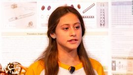 این دختر ۱۳ ساله آمریکایی، آینده هایپرلوپ را رقم می زند؟