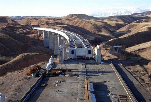 آخرین وضعیت راهآهن تبریز – میانه