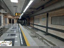 آغاز مسافرگیری از ایستگاه های جدید مترو تبریز