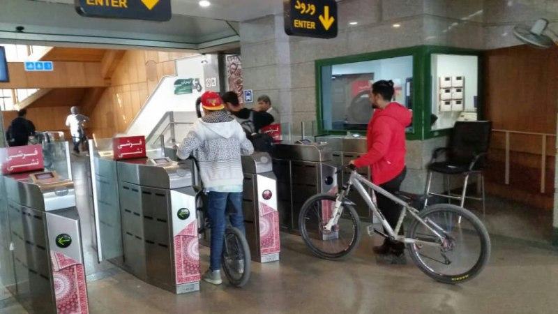 جزییات ورود دوچرخه به مترو اعلام شد