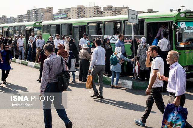 سر بی کلاه حمل و نقل عمومی از سهمیه بندی بنزین