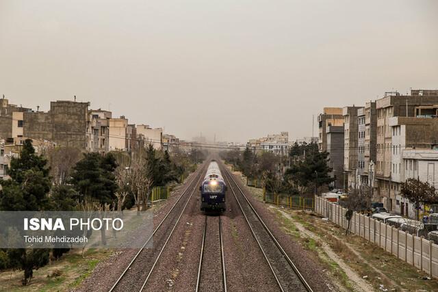 راهنمای خرید بلیت تک سفره قطار حومه ای تهران – پرند