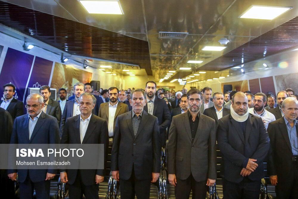 افتتاح ایستگاه پایانی خط 2 و آغاز عملیات اجرایی خط 4 مترو مشهد