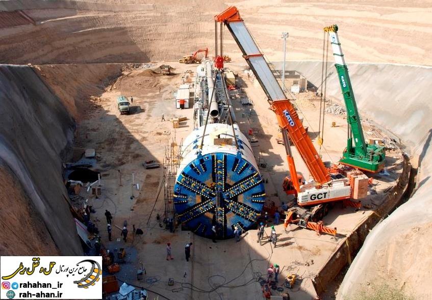 تامین منابع مالی و حل مشکلات شهری؛کلید اتمام پروژه خط دو مترو اصفهان