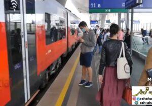 اتریش؛الگوی پروژه راه آهن سریع السیر اروپا