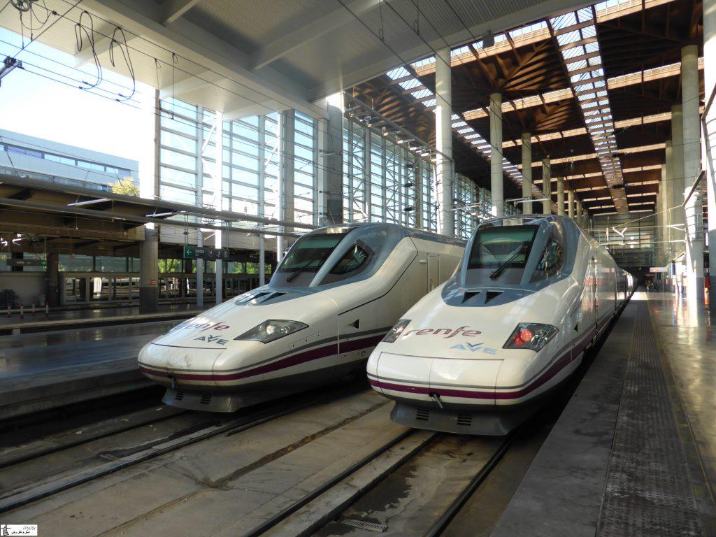 ایستگاه راه آهن آتوچا مادرید