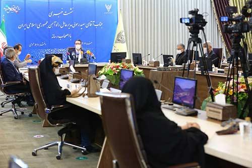 نشست خبری مدیر عامل راه آهن با اصحاب رسانه 19 خرداد 99