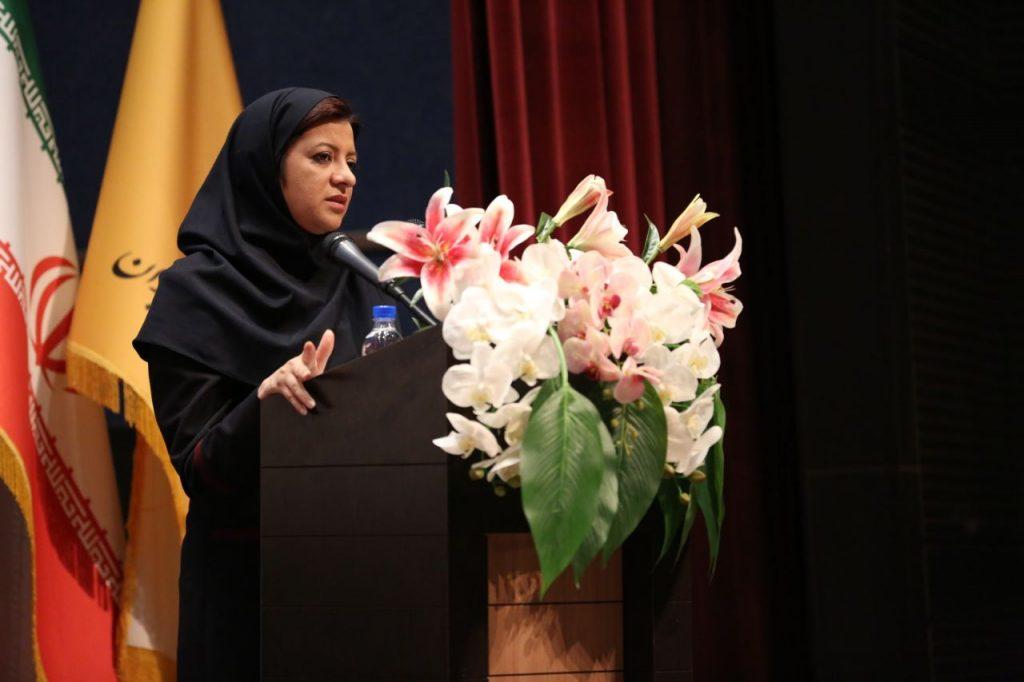 لیلا موسوی - مدیرکل دفتر سرمایه گذاری و اقتصاد حمل و نقل راه آهن