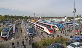 حضور ایران در نمايشگاه حمل و نقل ريلي اینوترنس ۲۰۱۸ برلين