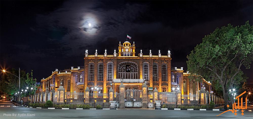میدان ساعت تبریز