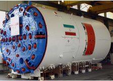 معرفی دستگاه حفاری تونل TBM