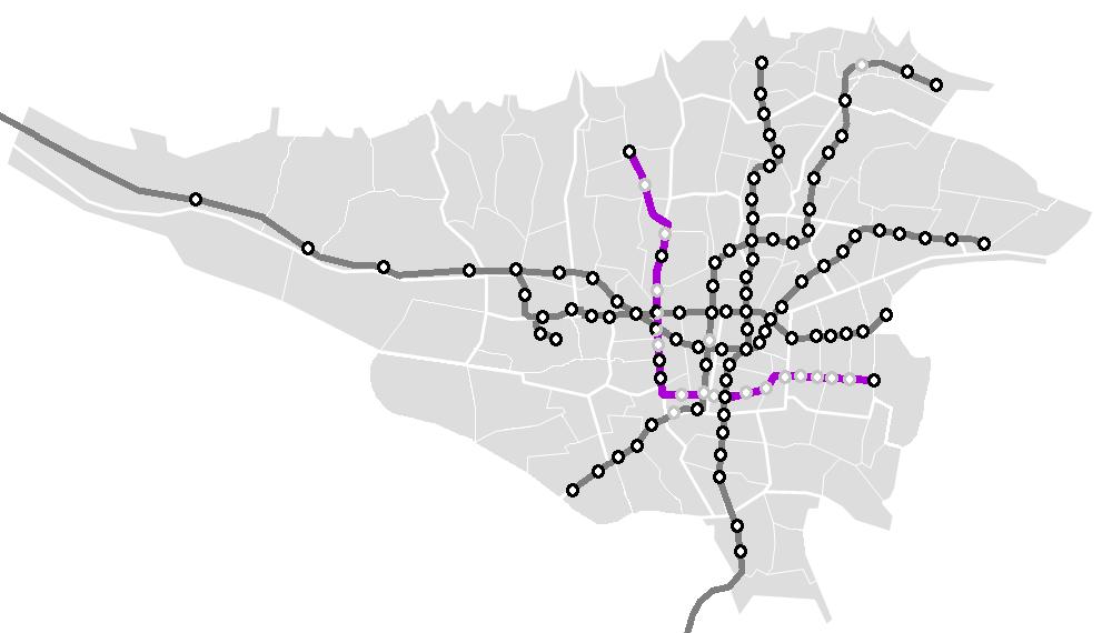 آشنایی با خط 7 مترو تهران