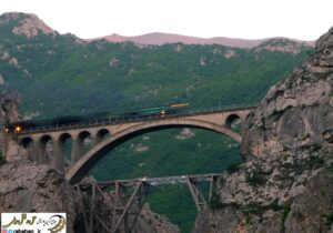 برنامه حرکت قطارهای حومه ای راه آهن شمال/زمستان۹۹