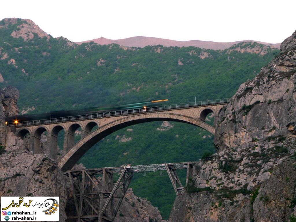 برنامه حرکت قطارهای حومه ای راه آهن شمال/پاییز۱۴۰۰