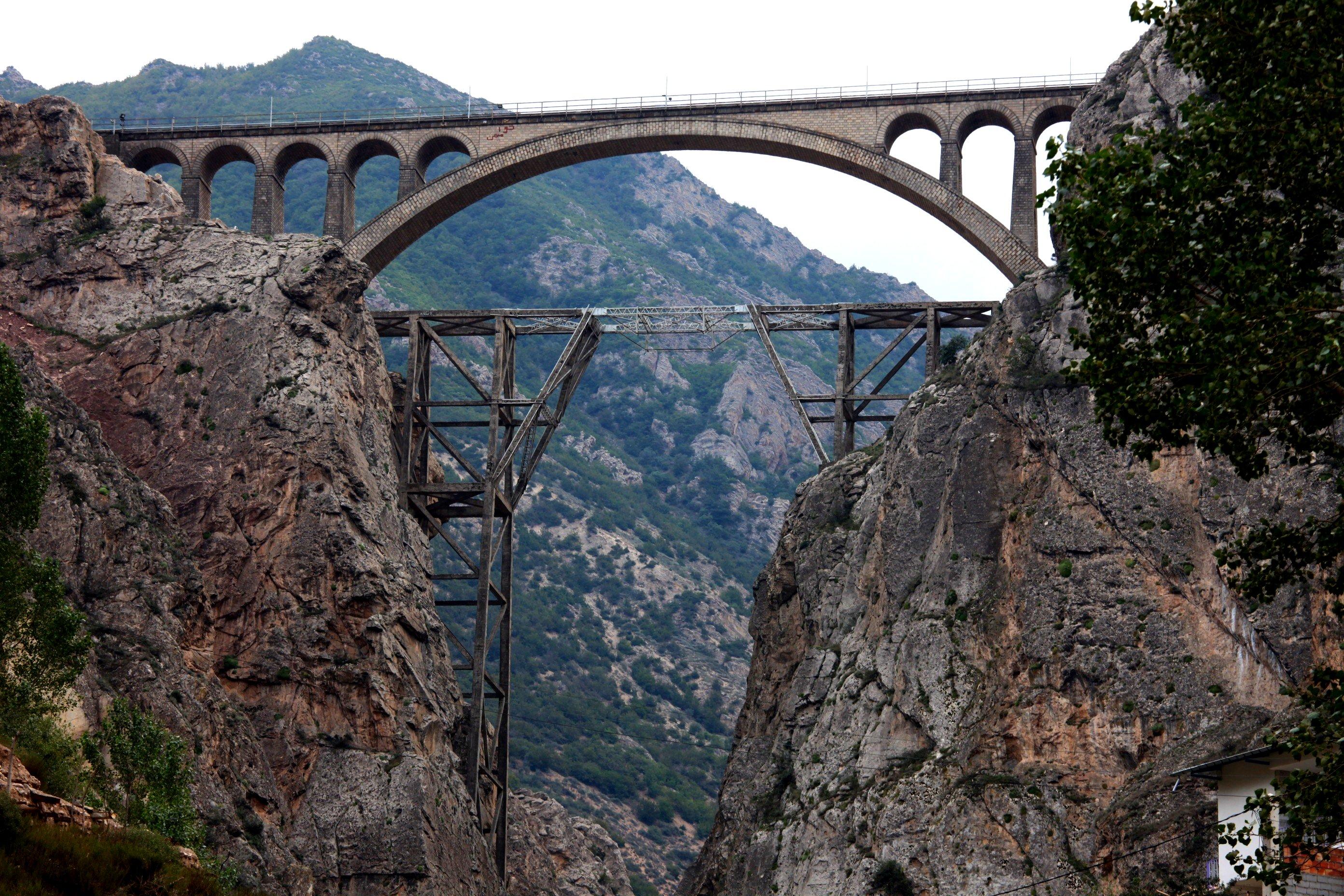 تاریخچه راه آهن ایران