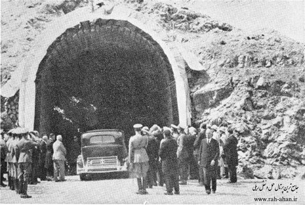 تاریخچه راه آهن در ایران