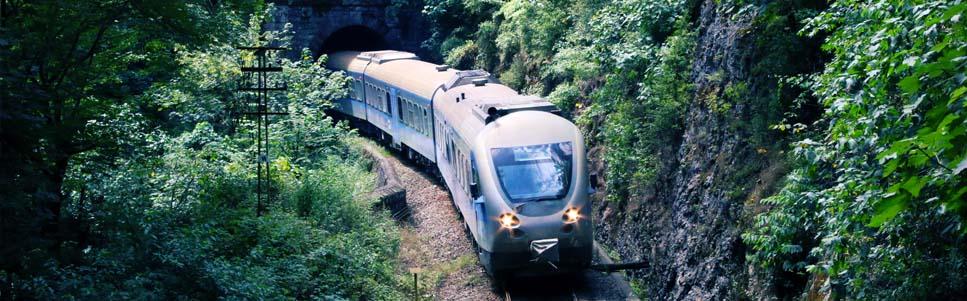 راه آهن شمال