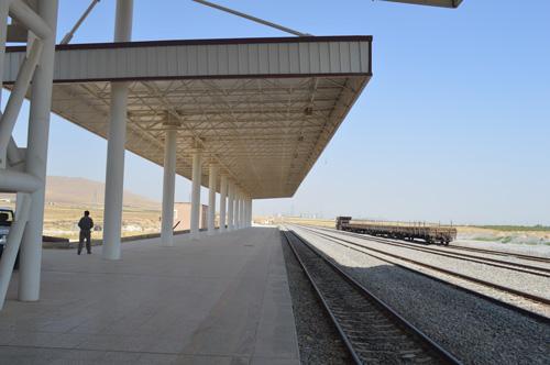 آخرین وضعیت پروژه خط آهن مراغه-ارومیه