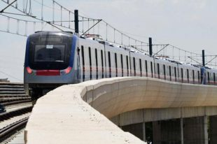 تبریز ارزان ترین قطار شهری کشور را دارد