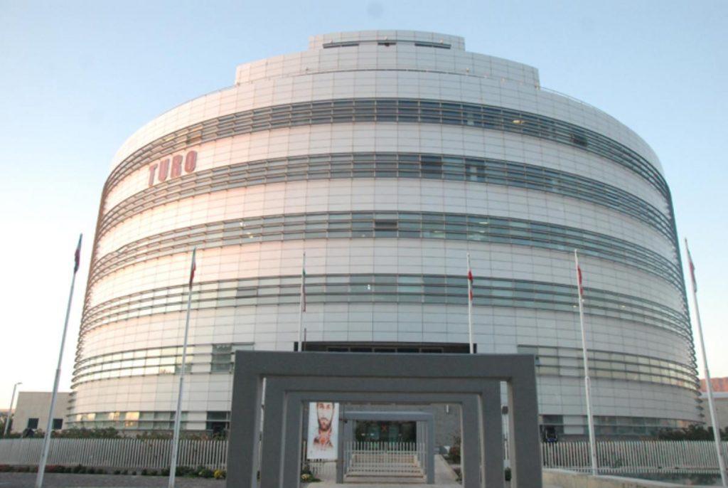 ساختمان سازمان قطار شهری تبریز