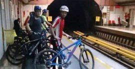 میزبانی مترو از مسافران دوچرخه سوار در روزهای تعطیل