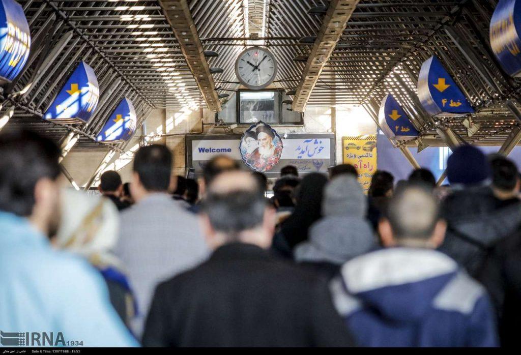 فروش ۴۳۳ هزار صندلی قطارهای نوروز 99