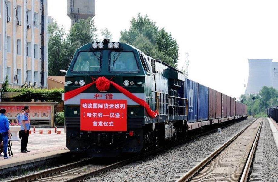 راه اندازی خط ریلی جدید ایران و چین