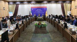 نشست خبری مدیر عامل راه آهن با اصحاب رسانه – آبان ماه ۹۷