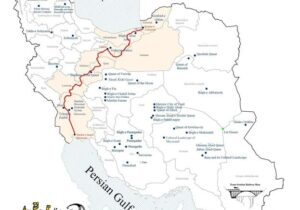 ثبت جهانی راه آهن سراسری ایران