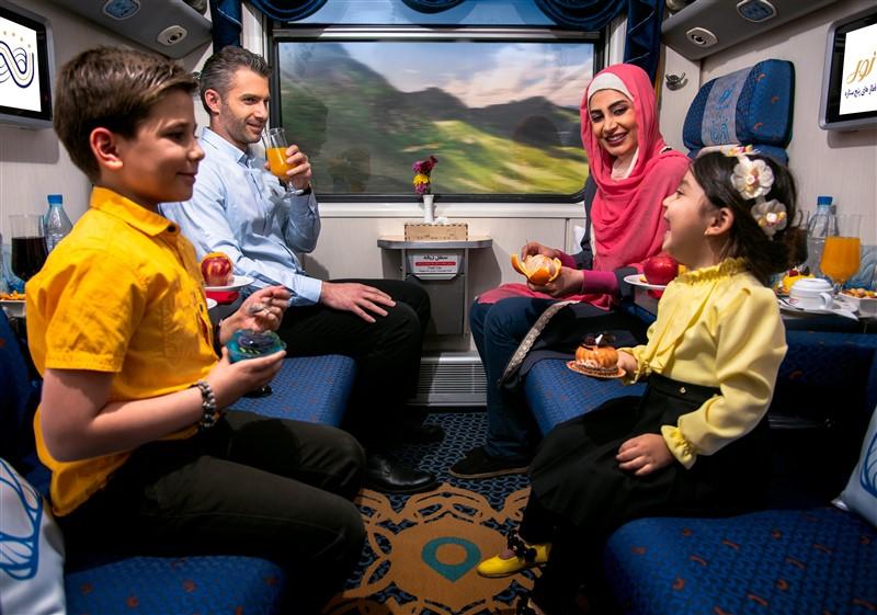 سفاری لذت بخش با قطارهای 5 ستاره نور