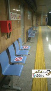 شروع فعالیت مترو تبریز پس از تعطیلات کرونا