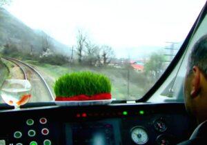 برنامه نوروزی حرکت قطارهای حومه ای راه آهن شمال