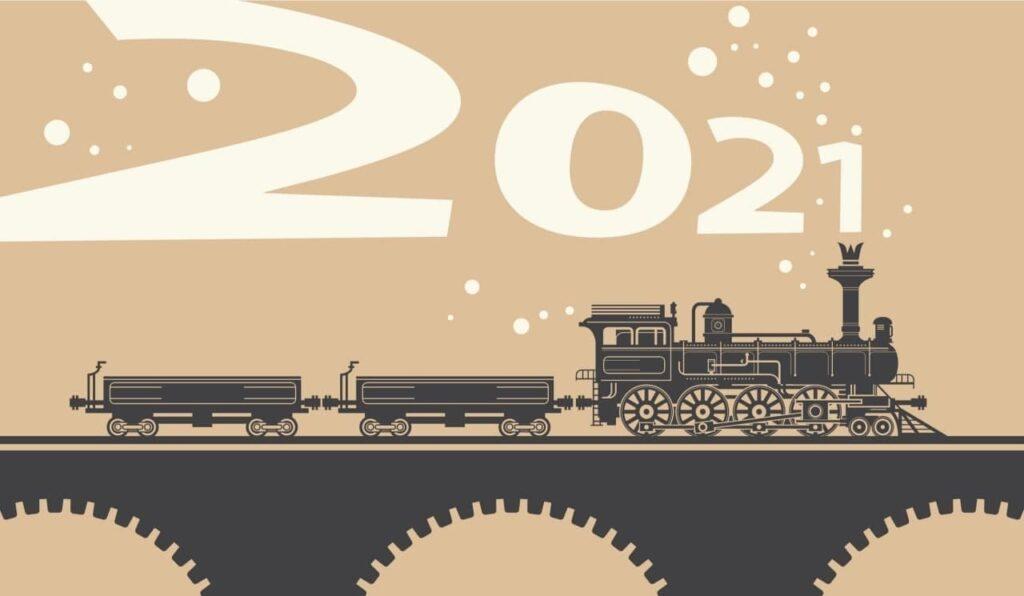 2021 marks the European Year of Rail