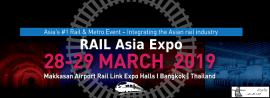 نمایشگاه ریل آسیا ۲۰۱۹