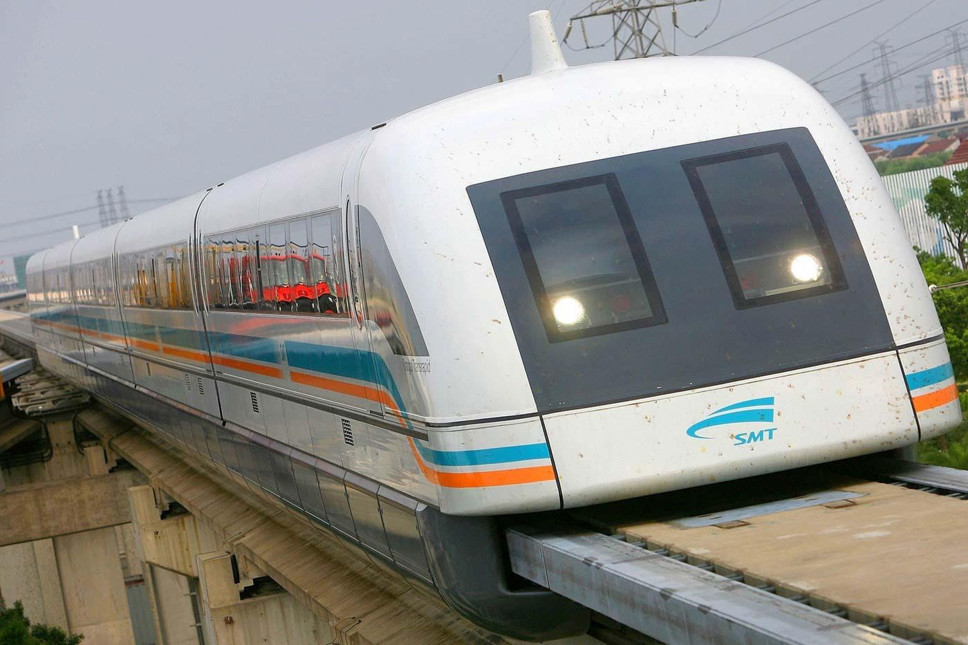 پیشتازی قطارهای برقی در جهان