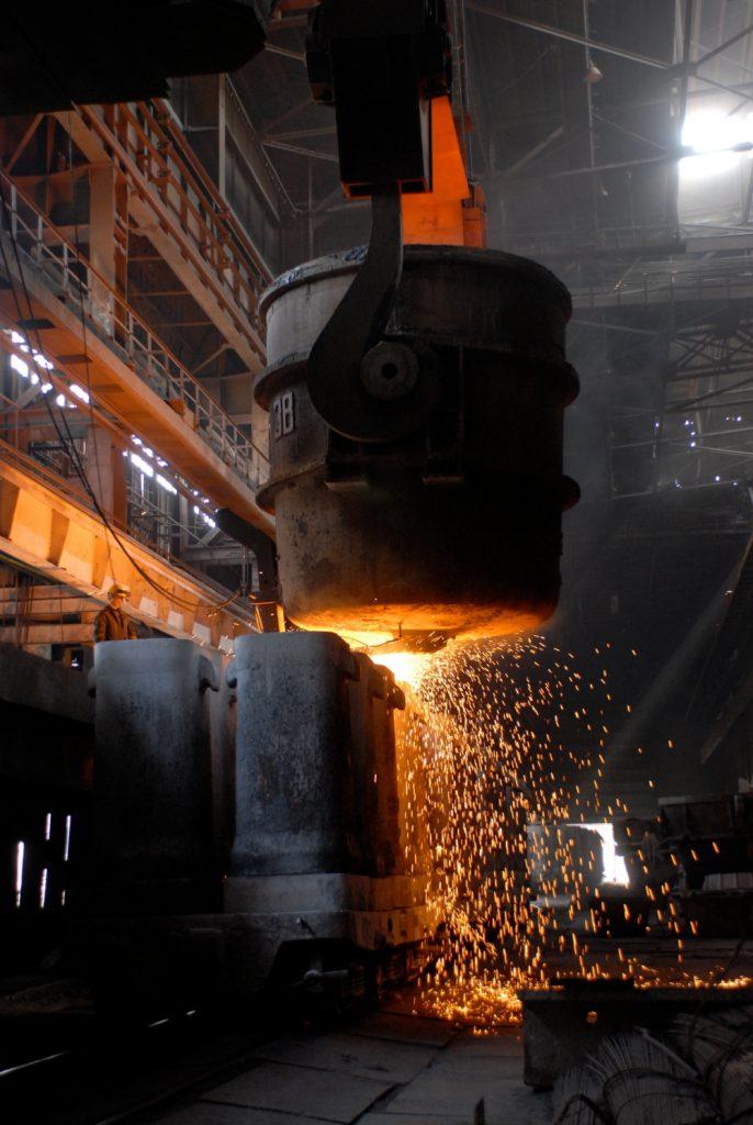 شرکت تولید فولاد آرسلور میتال ArcelorMittal