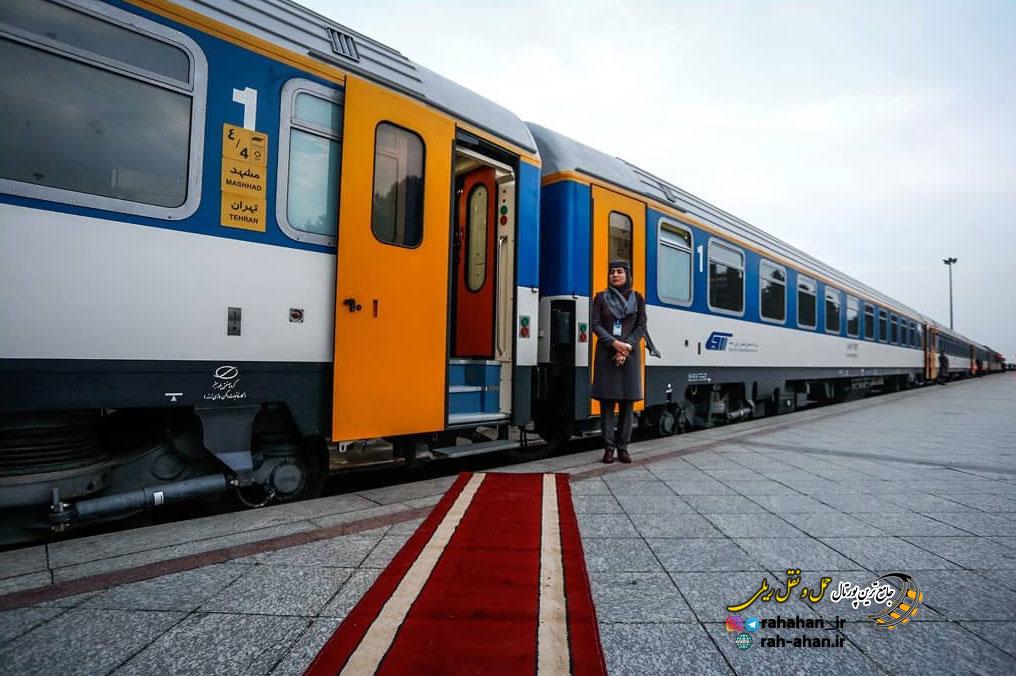 معرفی قطارهای 5 ستاره زندگی