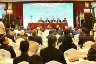 گزارش تصویری یازدهمین کنفرانس بین المللی بار سازمان همکاری های راه آهن ها OSJD